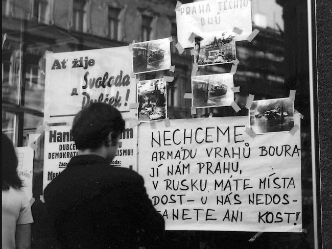 Jiří Dytrych 21. srpen 1