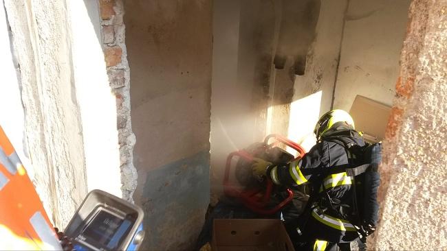 hasiči Cheb 2