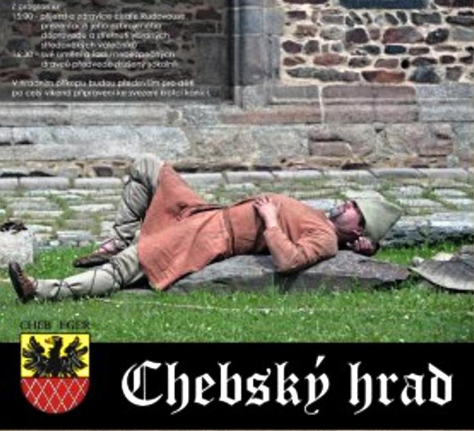 pra cheb hrad