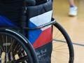 Lokomotiva patřila mezinárodnímu turnaji vozíčkářů
