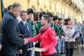 Kolonádu v Mariánských Lázních provoněla jablka a štrúdl