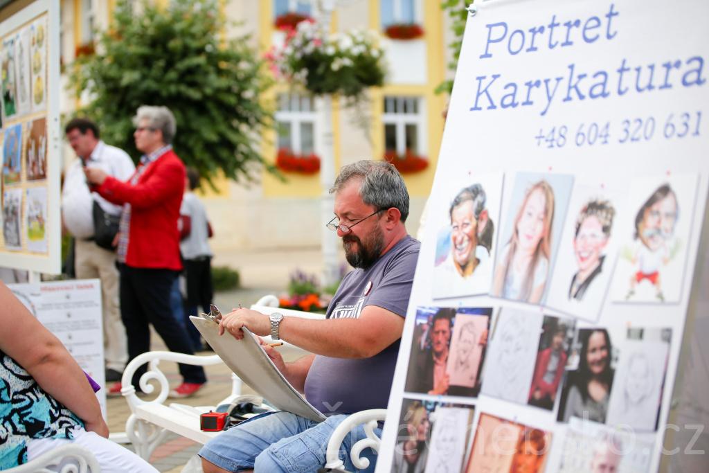 Františkovy Lázně hostily Festival kresleného humoru