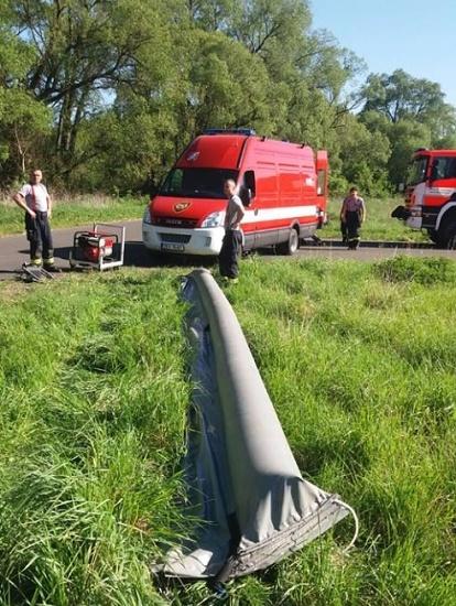 hasiči cvičení Ohře 3