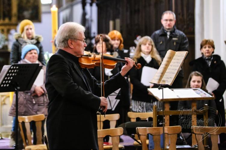Výtěžek ze Svatojiřského koncertu pomůže potřebným