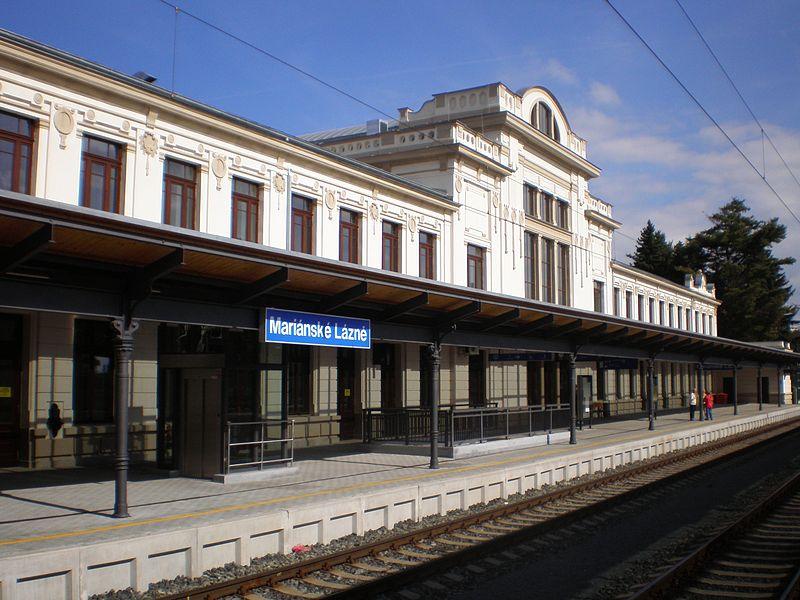 Mariánsky nádraží