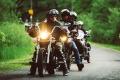 Motorkáři se sešli na Vysoké