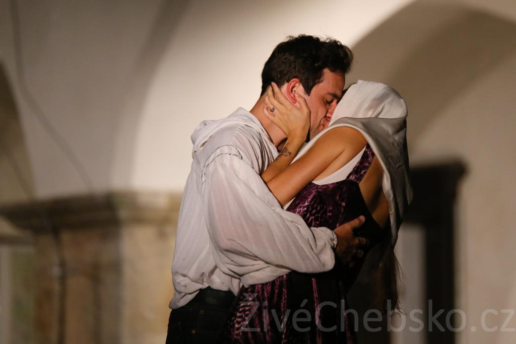 Na hradě Seeberg se odehrálo milostné drama