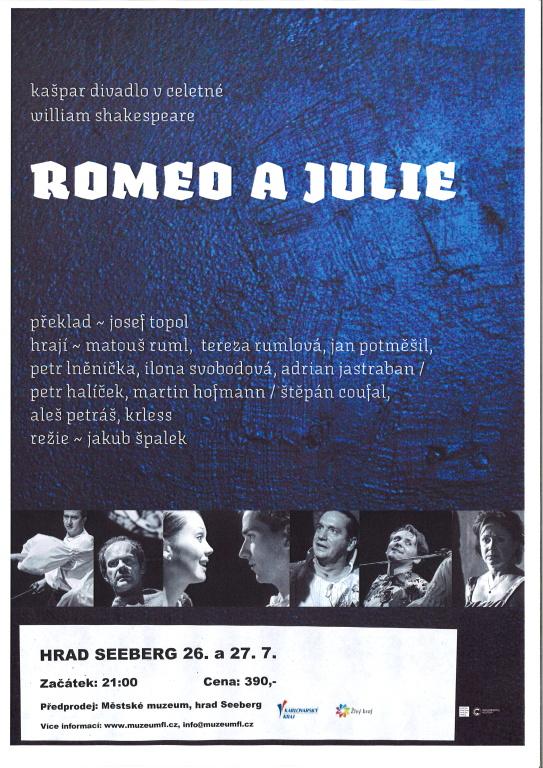 Romeo a Julie program