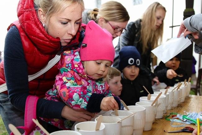 Děti si užily kouzelné odpoledne na Seebergu