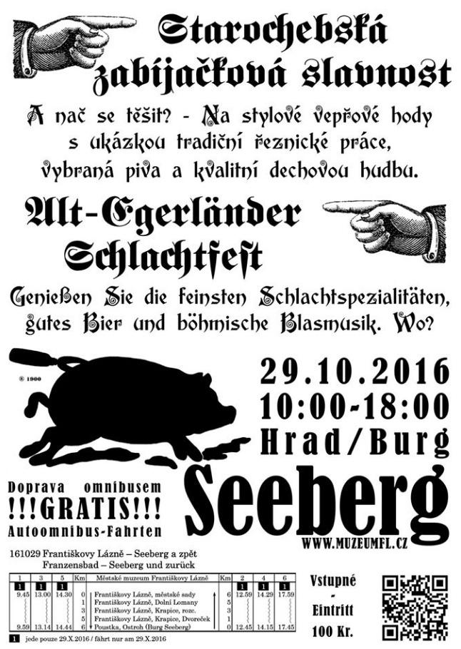 Seeberg zabijačka