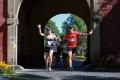 Chebský hrad obsadili sportovci