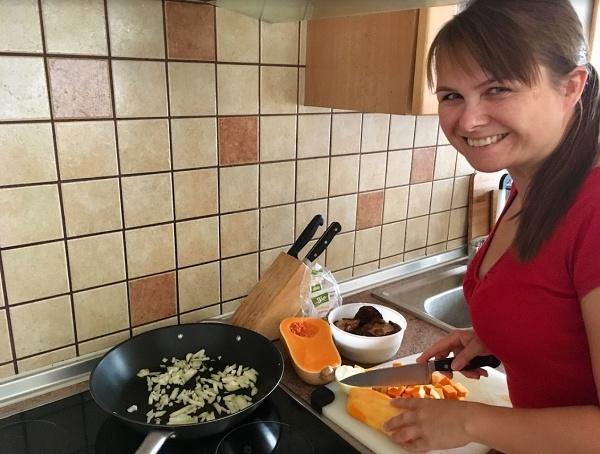 Andrea Sasková vaříme srdcem 2