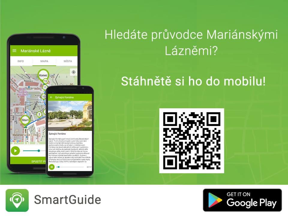 Aplikace v Mariánských Lázních