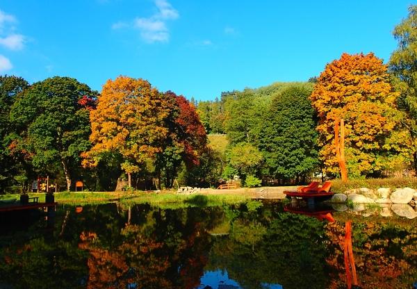 Botanická zahrada Bečov