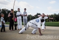 Levý břeh Ohře v Chebu ožil sportem