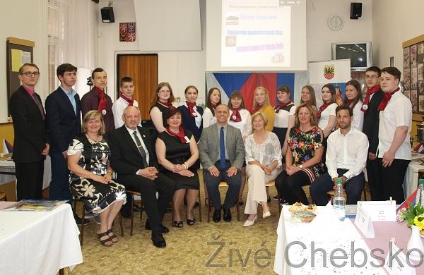 Zkušenosti přijeli do Česka nasbírat studenti až z dalekého Uralu