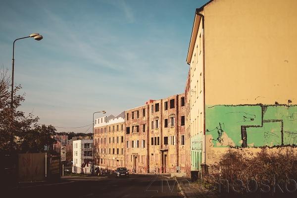 Wolkerova ulice Cheb 1