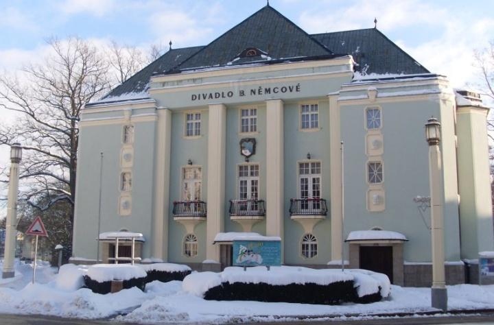 divadlo B. N. F. L. foto divadla