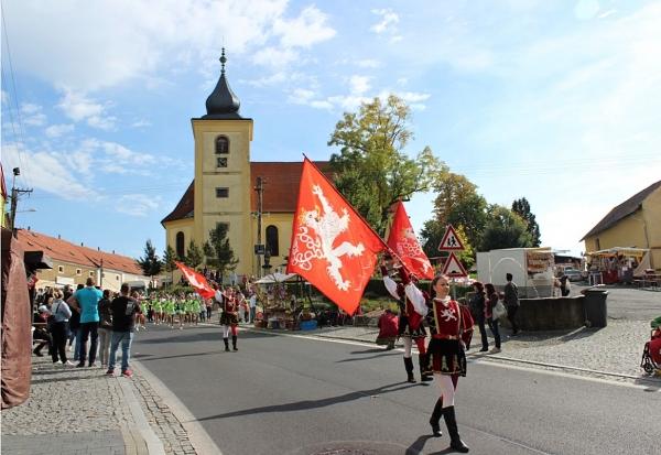 Dolní Žandov pouť svatého Michala