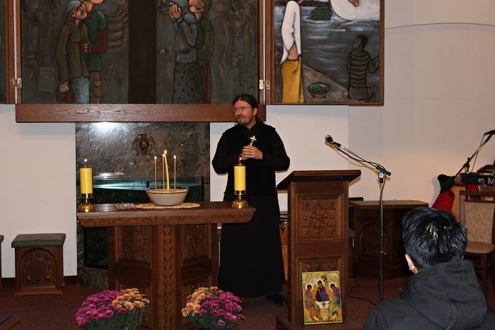 Ekumenická bohoslužba 1