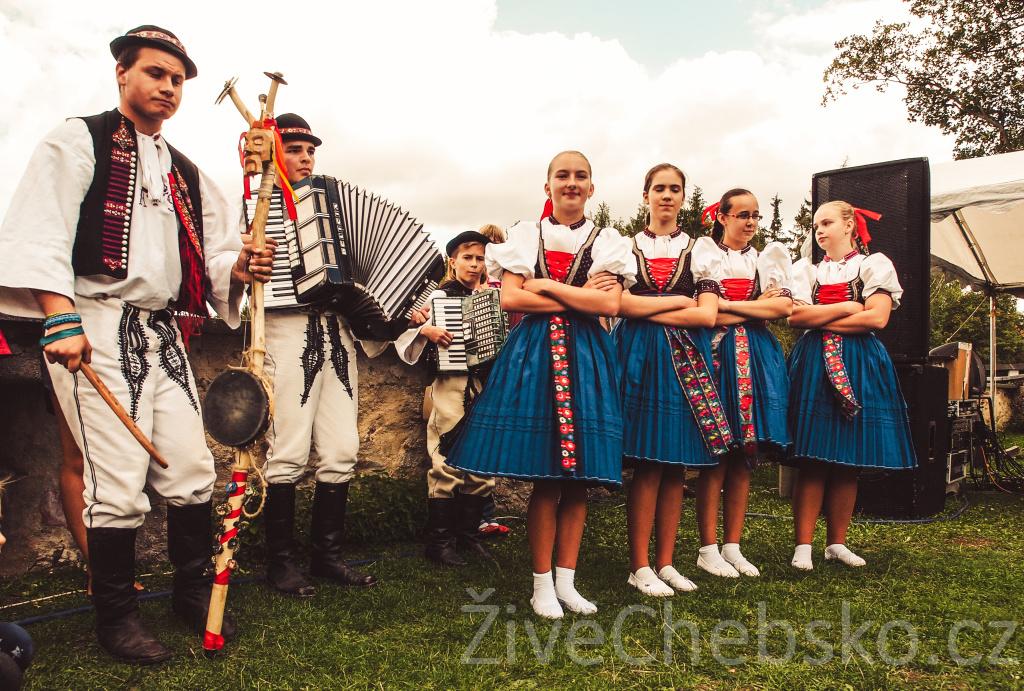 Festival vína na hradě Seeberg