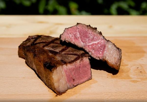 grilování článek steak