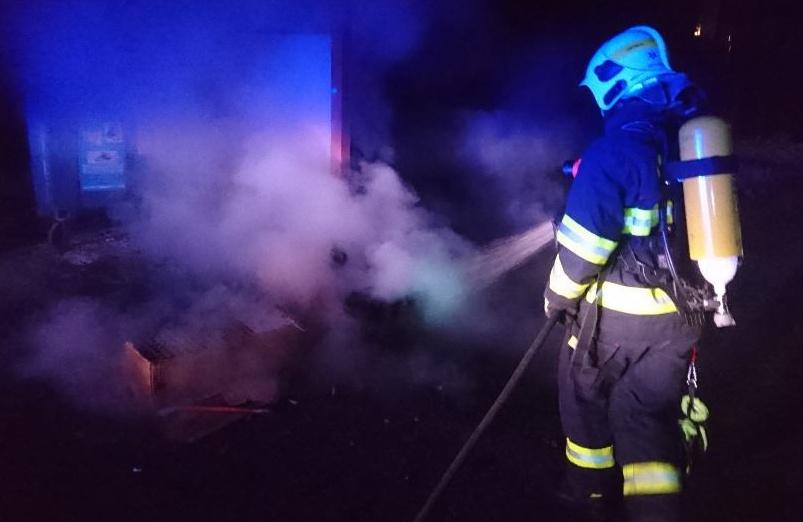 silvestr hasiči 2