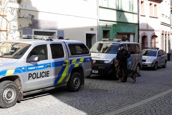 pohřešovaná žena Loket policie