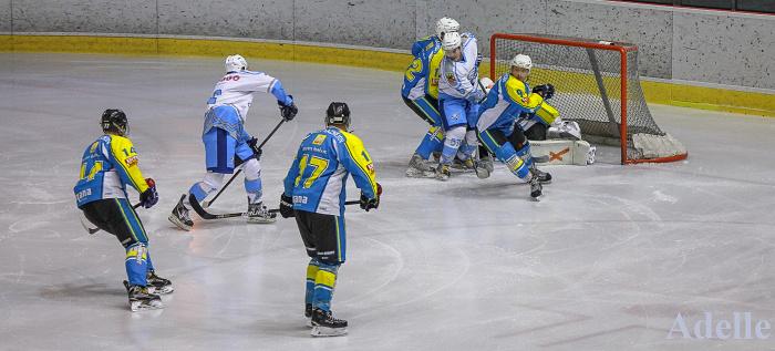 Hokej Cheb Kaznějov 1