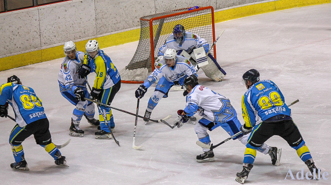 Hokej Cheb Kaznějov 3