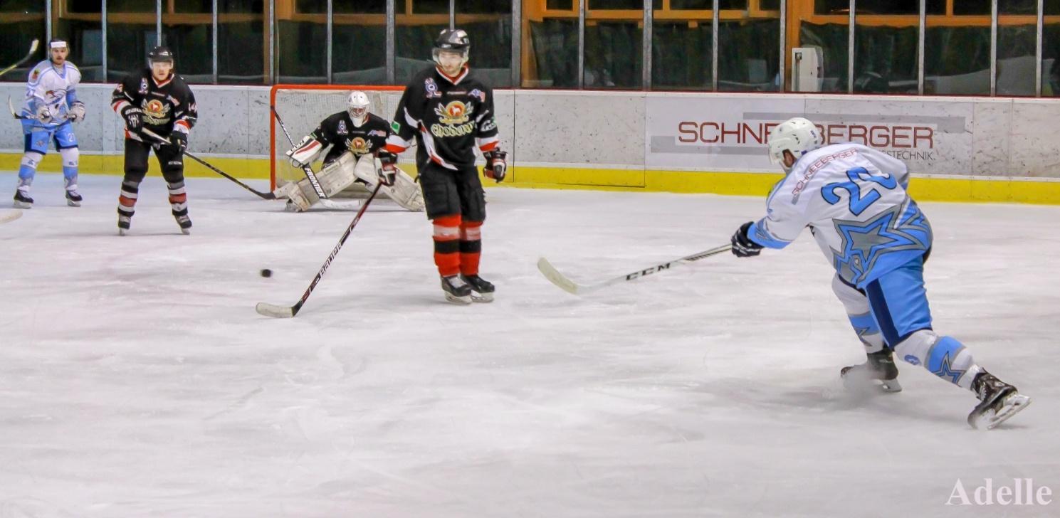 Hokej Cheb Trstenice 2
