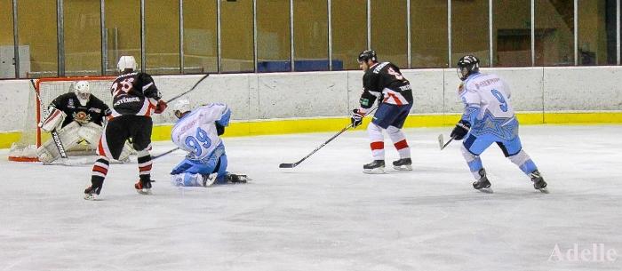 Hokej Cheb Trstenice 3