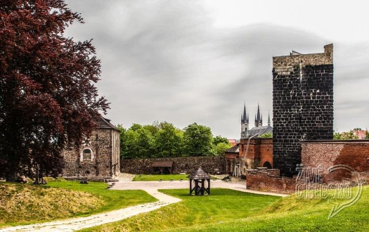 Chebský hrad na web