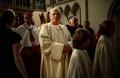 Z natáčení filmu Jan Hus