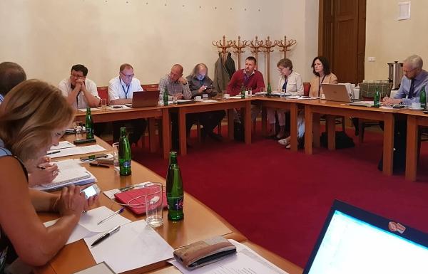 Jednání UNESCO Praha Františkovy Lázně