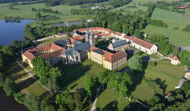 Hroznatova akademie klášter Teplá