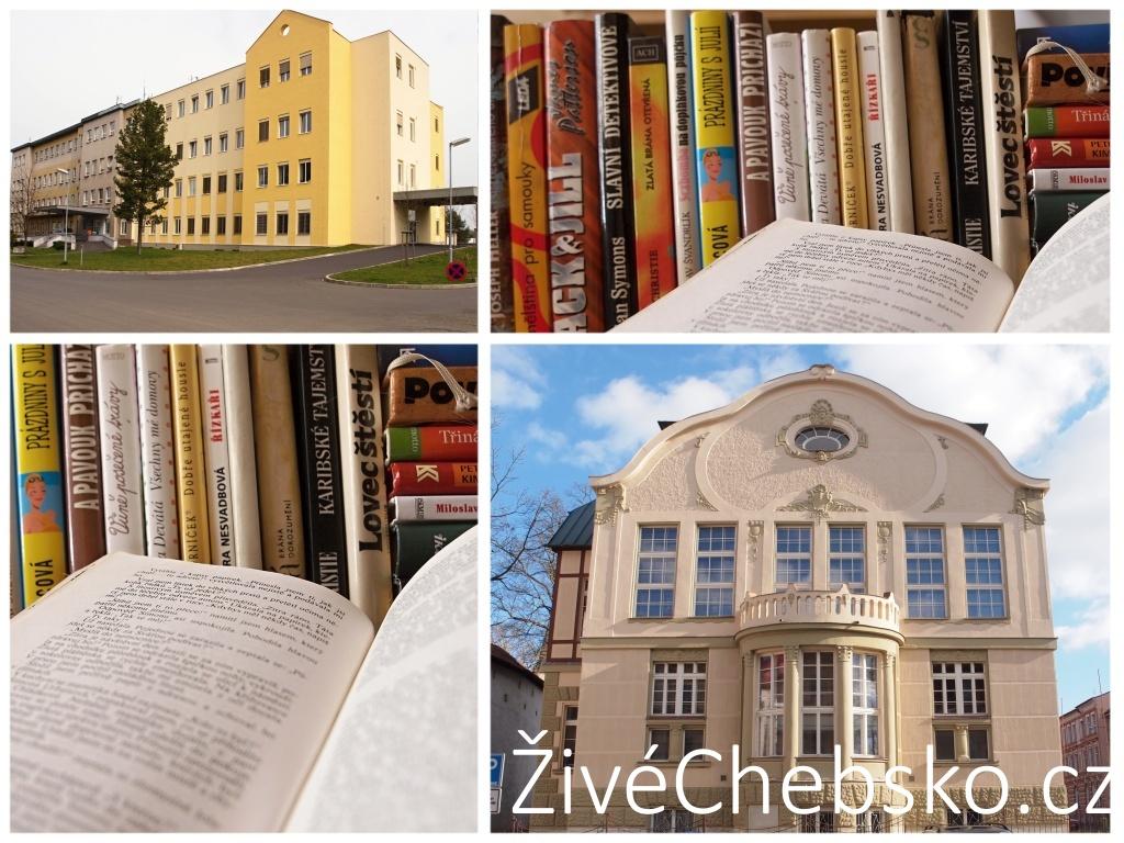 nemocnice a knihovna