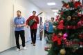 Adventní koncert v nemocniční kapli potěšil nejen personál, ale také pacienty
