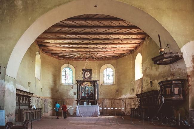 Kostel svatého Wolfganga Seeberg 1