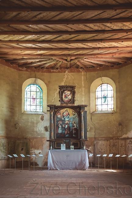 kostel svatého Wolfganga Seeberg 2