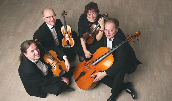smyčco vé kvarteto koncert seeberg
