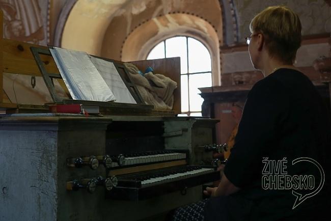 Ve Skalné se konala Pouť ke svatému Janu Křtiteli