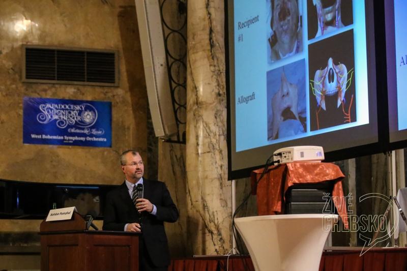 Mariánské Lázně hostily prestižní lékařský kongres