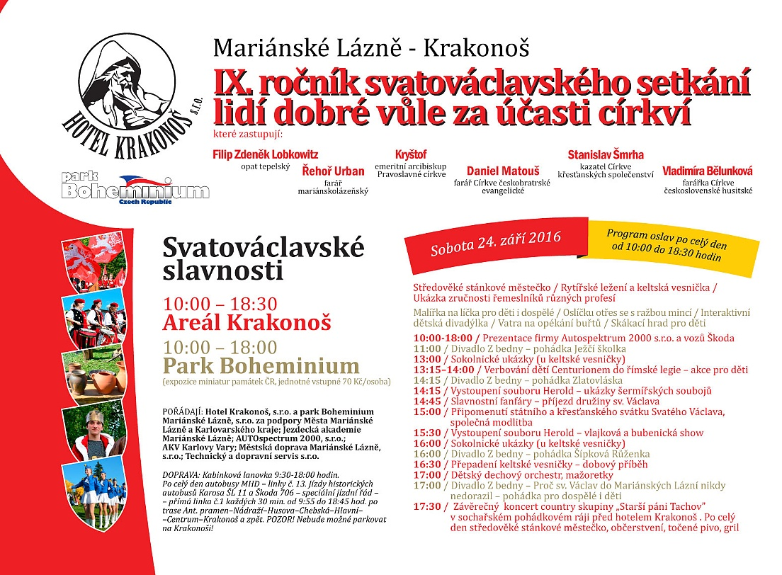 program Krakonoš