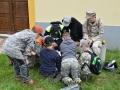 Foto: Český červený kříž Velká Hleďsebe a Traicont  - Letní tábor se povedl. A má i své hrdiny