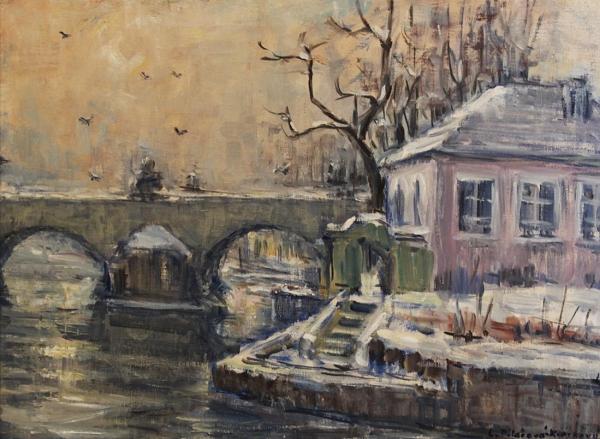 obraz Libuše Pilařová Kverková