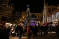 Jubilejní desáté adventní trhy v Mariánských Lázních jsou zahájené