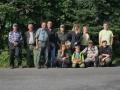 24.září 2016 účastníci mapování hub Foto: Martin Hamaďák