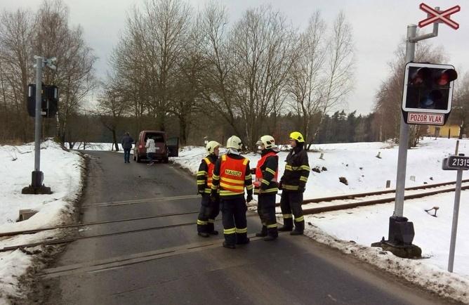 Nehoda Hazlov vlak 1