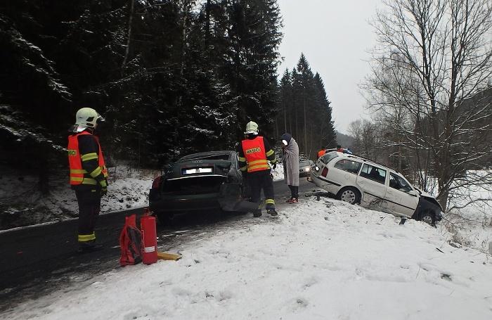 nehoda Kraslice 1